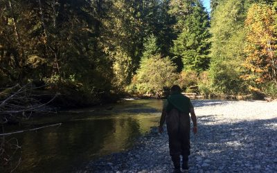 Building fisheries educational pathways the Nuu-chah-nulth way