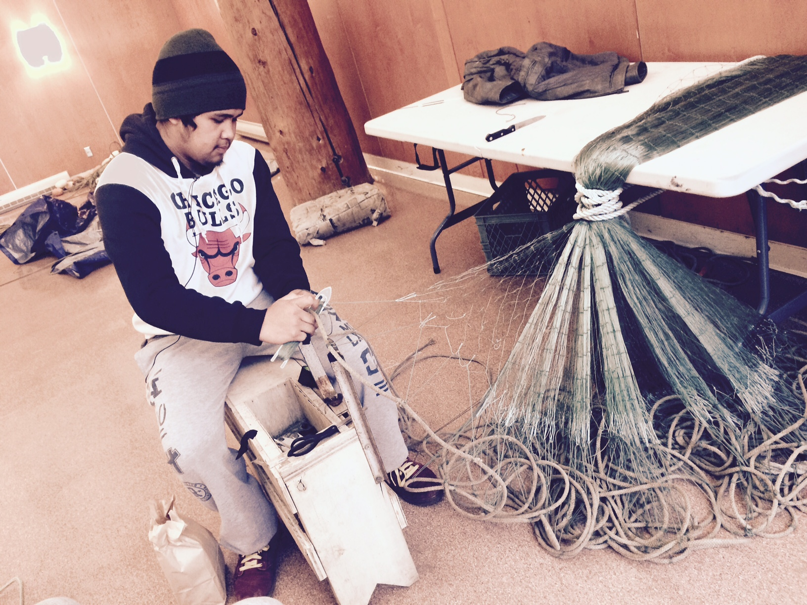 First Nations Fisheries Apprenticeship Program: A Whole Lot More than Catching Fish