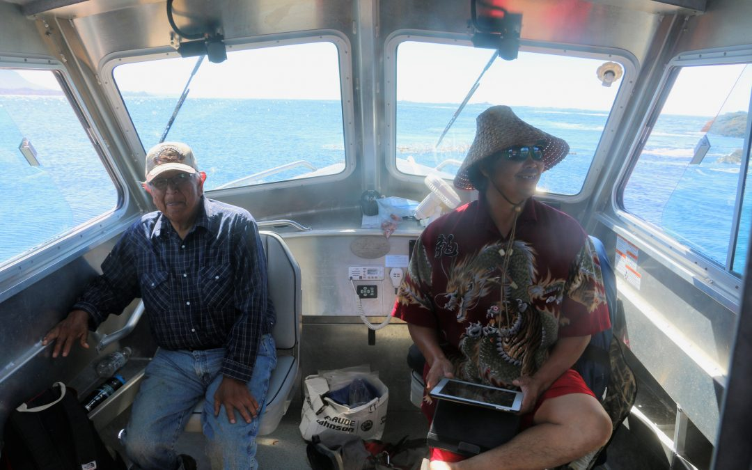 Mapping Project Advances Leadership and StewardshipAmong Nuu-chah-nulth first Nations