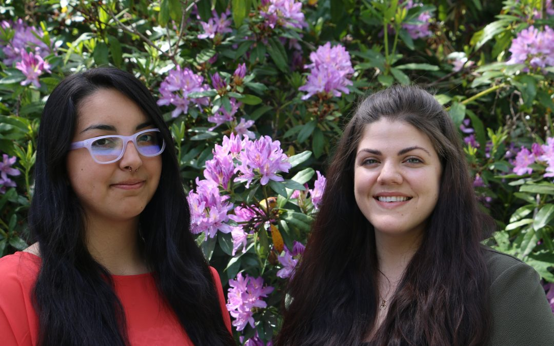 Two Summer Interns from Uu-a-thluk's Tomorrow's Leaders program Share Their Stories