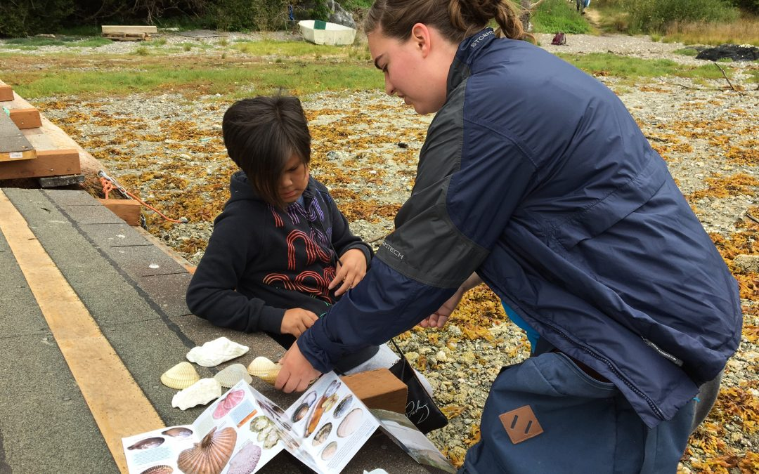 Uu-a-thluk Science Campers and Instructors Learn the Value of hishukish 't'sawalk